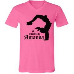 Cheerleader. Amanda