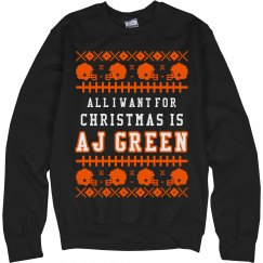 Mrs. Green Ugly Sweater
