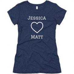 Jessica Loves Matt