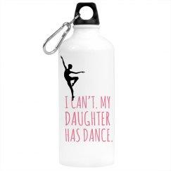 Dance Mom Watter Bottle