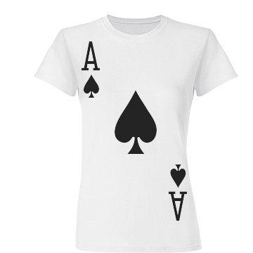 Ace Of Spades Costume
