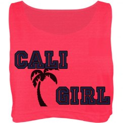 CALIFORNIA CROP TOP