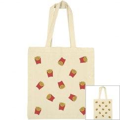 Burgers and Fries Bag