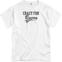 crazy for bacon