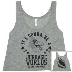 Jurassic Words Cheer Year