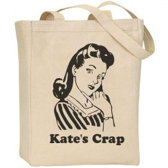 Kate's Stuff Tote