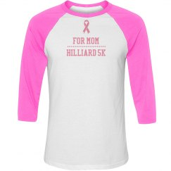5K Cancer Pink Ribbon