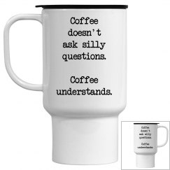 Coffee understands travel