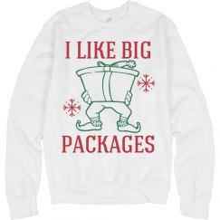 Big Christmas Packages