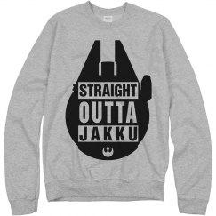 Straight Outta Jakku