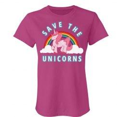 Save the Unicorns