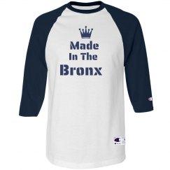 """Men's Royal """"Bronx"""" Tee"""