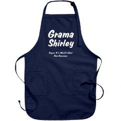 grama shirley