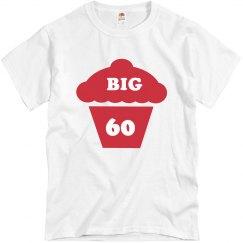 Big 60 Tee Shirt