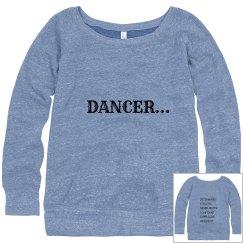 dancer....