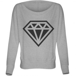 Diamond Fashion Top