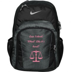 Law School Backpack