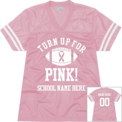 Turn Up For What? Pink!
