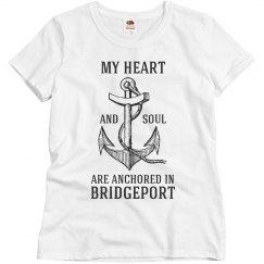 Anchored in Bridgeport
