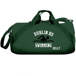 Dublin HS Swimming Bag