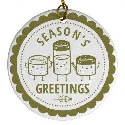 Spicy Season's Greetings