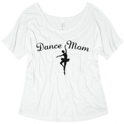 Rhinestone Dance Mom