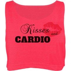 Kisses & Cardio Crop
