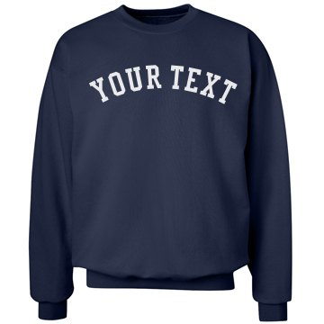 Add Your Own Custom Text