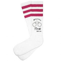 Business Time Socks 2