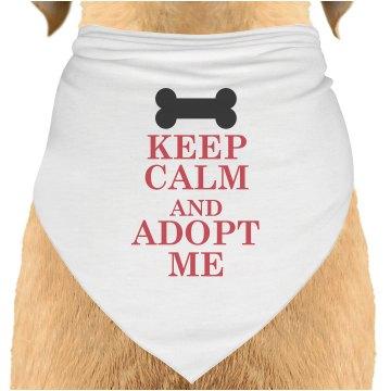 Adopt Me Keep Calm