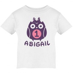 Abigail's 1st Birthday