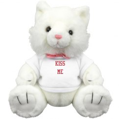 """""""Kiss Me"""" Kittie"""