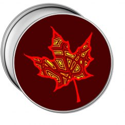 Fire Leaf Tin