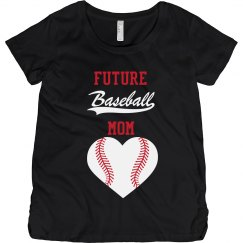 Future Baseball Mom