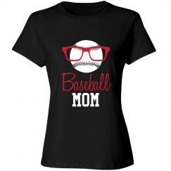 Baseball Mom - Glasses