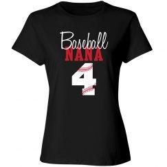 Baseball Grandma - NANA