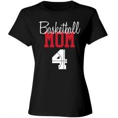 Basketball Mom - enter number