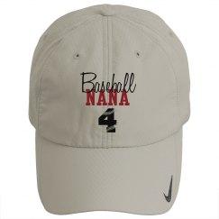 Baseball Nana - Hat