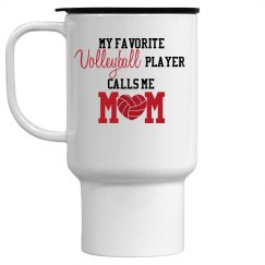 Favorite Volleyball Player - Cup