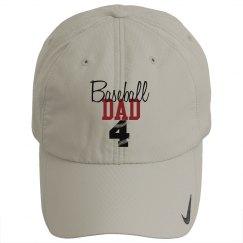 Baseball Dad - Hat