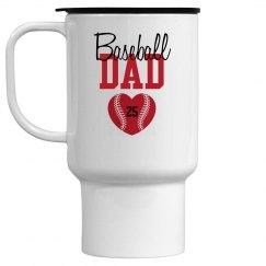 Baseball Dad - Cup