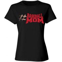 Hashtag baseball mom