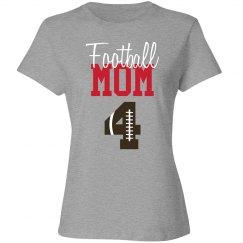 Football Mom - Enter number