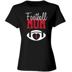 Football Mom - enter number