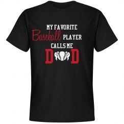 Baseball Dad - Favorite Player