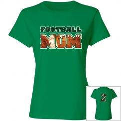 Football Mom - Enter # on back