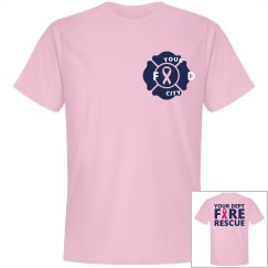 Fire Rescue For Pink