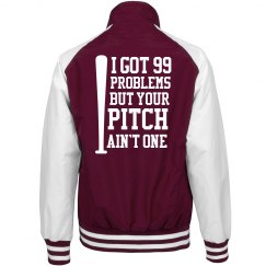 No Pitch Problems