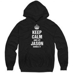 Let Jason handle it