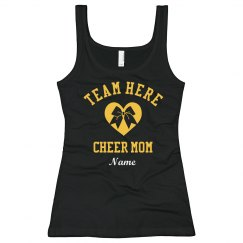 Pirate Cheer Mom